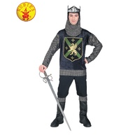 WARRIOR KING COSTUME, ADULT