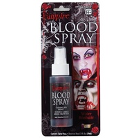Vampire Fake Blood Spray Water Washable