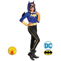 BATGIRL DC SUPERHERO GIRLS CLASSIC, CHILD