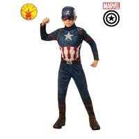 CAPTAIN AMERICA CLASSIC COSTUME, CHILD