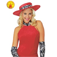 Red Hot Mama Hat Adult
