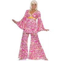 Flower Power Women's 1960's Hippie Costume
