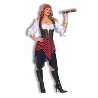 Sweet Buccaneer Adult Female Costume