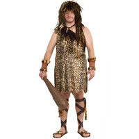 Macho Cave Man Costume Plus Size