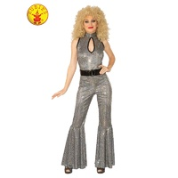 DISCO DIVA COSTUME, ADULT