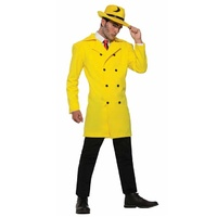 Gangster Yellow Costume Jacket