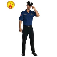 Police Office Adult Costume Xlarge