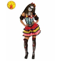DAY OF THE DEAD SENORITA, ADULT