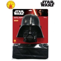 Darth Vader Cape & Mask Set Adult
