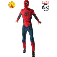 SPIDER-MAN COSTUME, ADULT STD