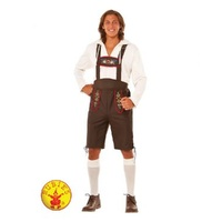 BEER MAN COSTUME, ADULT STANDARD