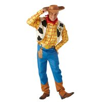 Woody Toy Story Adult Western Costume