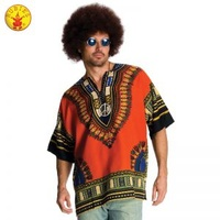 HIPPIE COSTUME, ADULT STANDARD