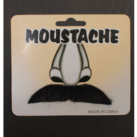 Character Moustache – Black