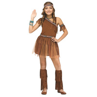 Give Thanks Indian Princess Tween Costume