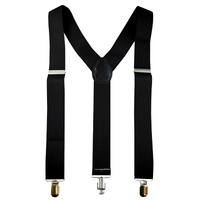 Stretch Braces/Suspenders ASSORTED COLOURS