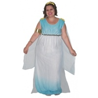 Throne Goddess Adult Plus Size Costume