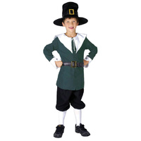Colonial Boy - Child Costume