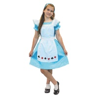 Alice Wonderland- Tween Size Costume