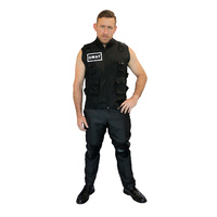 SWAT Bodyguard Adult Costume