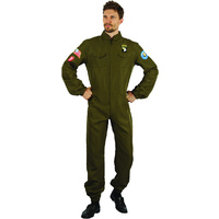 Aviator Jumpsuit Flightsuit