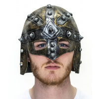 Gladiator Latex Helmet Various Designs