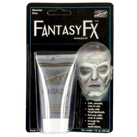 Monster Grey Fantasy FX Makeup