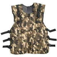 Camouflage Vest Light or Dark