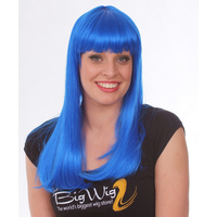 Long Cleo Party Character Wig Various Colours