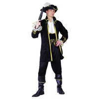 Buccaneer Fancy Dress Mens Costume