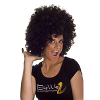 Afro Wig Natural Colours