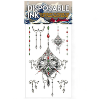Disposable (Removable) Tattoo Ink Maharaja