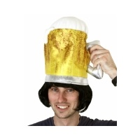 Pint of Beer Party Hat