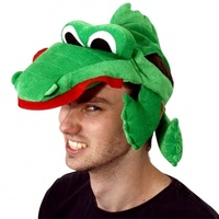 Crocodile Party Hat