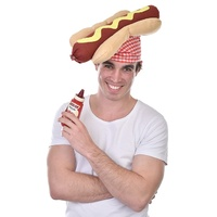 Hot Dog Hat