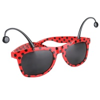 Ladybug Party Glasses
