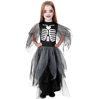 Skeleton Witch Dress