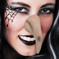 Witch Nose Flesh Colour Latex