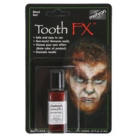 Tooth FX BLOOD RED