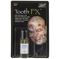 Tooth FX SPINACH GREEN